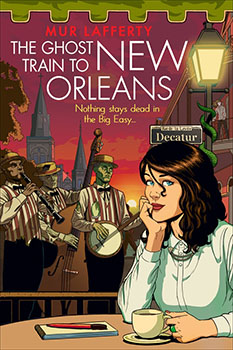 lafferty - the ghost train to new orleans