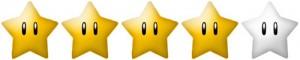 4 von 5 Sternen