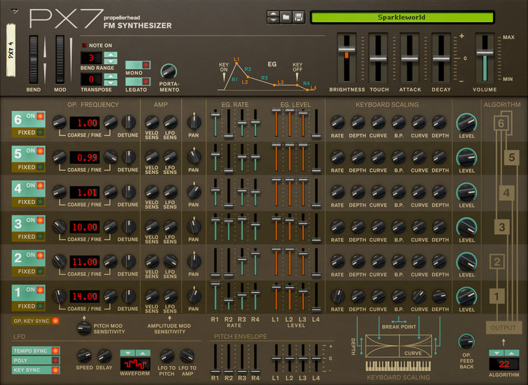 reason_RE_PX7_FM_synthesizer
