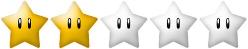 2 von 5 Sternen