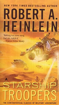 heinlein - starship troopers (mini)
