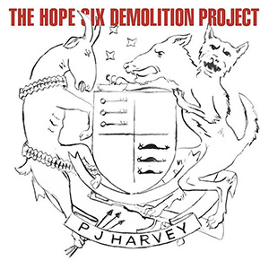 pj harvey - the hope ssix demolition project (mini)